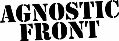 agnostic front logo