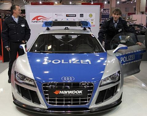 Audi R8 GTR 2