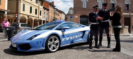 10 Mobil Polisi Tercepat Dan Termewah Di Dunia